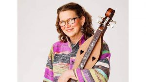 Sally Rogers GINKGO Coffeehouse Concert